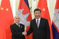 La Chine et le Cambodge renforcent la coopération