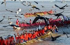 Le Cambodge célèbre son plus grand festival de l'année