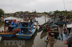 Le Vietnam prêt à faire face au typhon USAGI