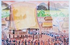 """Ouverture de l'exposition """"Espace culturel des gongs de Tay Nguyen"""""""