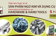 Ouverture de l'exposition internationale Vietnam Hardware & Hand Tools Expo 2018