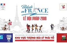 Bientôt le festival de la cuisine française «Balade en France» à Hanoï