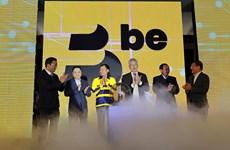 """Lancement de """"Be"""" - une application de service de transport 100% vietnamienne"""