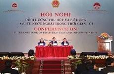 Le secteur de l'investissement étranger contribue au développement économique du Vietnam