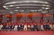 Clôture de la 41e session du CC du Parti du peuple cambodgien