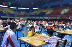 Le Vietnam en tête des Championnats d'Asie juniors élargis de xiangqi 2018