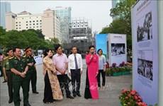 Exposition de photos sur l'histoire de 320 ans de Saigon - Ho Chi Minh Ville