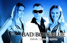 Le groupe allemand Bad Boys Blue  se produit à Hanoï