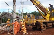 Dak Nong : Amélioration du réseau électrique à la province de Mondulkiri (Cambodge)