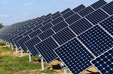 Phu Yen : Mise en chantier de deux centrales solaires