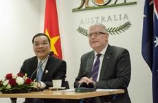 L'Australie aide le Vietnam à tirer les profits de la révolution 4.0