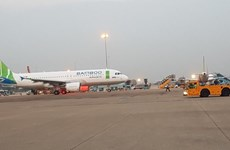 Bamboo Airways effectue son premier vol commercial