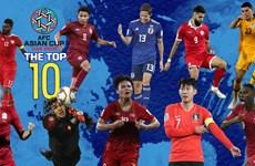 Asian Cup 2019 :  Quang Hai parmi les meilleurs dix joueurs de la phase de groupes