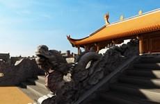 Hanoï : restauration du palais Kinh Thien, au cœur de la cité impériale de Thang Long