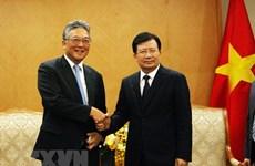 Pour promouvoir les activités du groupe japonais Marubeni au Vietnam