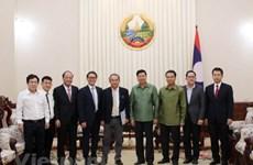 Le Laos va favoriser les investissements agricoles vietnamiens