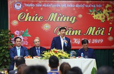 De grands espoirs pour le football vietnamien aux 30es Jeux de l'Asie du Sud-Est