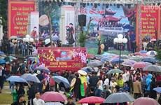 """La fête de Lim honore les chants """"quan ho"""", patrimoine culturel mondial"""