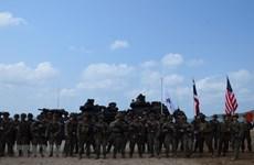 Thaïlande: Manœuvre de débarquement dans le cadre de l'exercice Cobra Gold