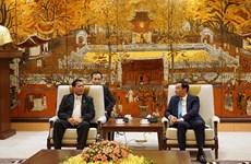 La coopération entre les polices de Hanoi et de Vientiane de plus en plus efficace
