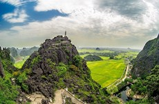 Tourisme vietnamien : la beauté intemporelle attirent des visiteurs étrangers