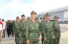 Une délégation militaire vietnamienne en Thaïlande pour participer à la ACDFM-16