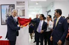 Centre de réception des demandes de visa belge, allemand et italien à Da Nang