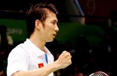 Le Vietnamien Nguyen Tien Minh remporte un tournoi de badminton en Nouvelle-Zélande