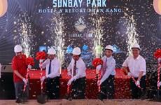 Mise en chantier du plus grand complexe de villégiature et de loisirs de Ninh Thuan