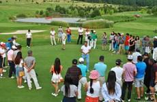 Le tournoi de golf de la communauté des Vietnamiens en République tchèque