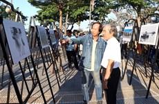Exposition de photos sur les patrimoines culturels de Da Nang