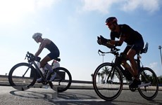 Résultats du triathlon Techcombank IRONMAN 70.3 Asia-Pacific Championship