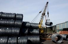 Hoa Phat exporte du fil machine en acier vers la Malaisie