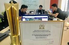 Une startup vietnamienne primée au Sommet mondial sur la société de l'information