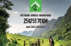 Le Vietnam Jungle Marathon 2019 à Pu Luong (Thanh Hoa)
