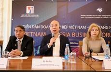 Les entreprises vietnamiennes cherchent à élargir le marché en Russie