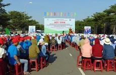 Quang Nam : meeting en écho à la Journée mondiale de l'environnement 2019