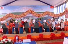 Ba Ria - Vung Tau: mise en chantier d'une usine de plâtre de 50 millions de dollars