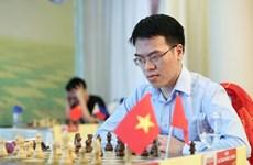 Échecs : Le Quang Liem remporte le titre de champion d'Asie pour la première fois