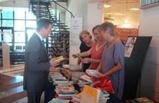 Nouvelle collecte de livres à l'occasion de la Journée de la diplomatie solidaire
