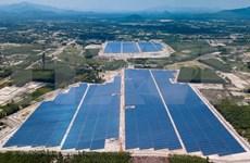 Quatre-vingt-deux centrales solaires raccordées au réseau national