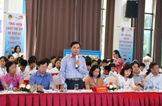 Un forum à Thanh Hoa met l'accent sur les droits des enfants