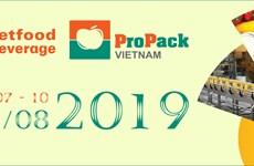 Des salons internationaux sur l'alimentation, l'emballage et la pharmacie à Ho Chi Minh-Ville
