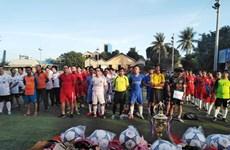 Ouverture du 1er festival sportif du Club des entreprises vietnamiennes au Cambodge