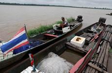 Thaïlande : le niveau du Mékong augmente régulièrement