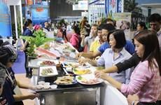 Ouverture de l'exposition Vietfish 2019 à Hô Chi Minh-Ville
