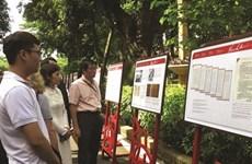 Archives: le Président Hô Chi Minh au cœur d'une exposition à Hanoï