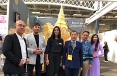 Des produits artisanaux vietnamiens appréciés lors du salon international Top Drawer