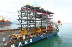 Doosan Vina exporte 12 grands modules vers les EAU