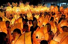 La plus grande fête des lanternes de la mi-automne du Vietnam organisé à Binh Thuan